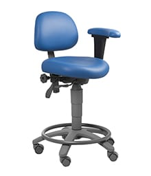 Assistant C Dental Stool